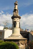 雷科莱塔公墓-布宜诺斯艾利斯阿根廷 — 图库照片