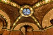 Station Hôtel de ville - ville de New York — Photo
