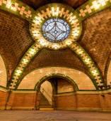 City Hall Station - New York City — Stock Photo