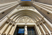 National Cathedral, Washington DC, United States — Stock Photo