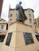 Gandhi Statue - Johannesburg, South Africa — Stock Photo