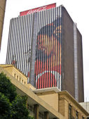 Coca-Cola Advertisement - Johannesburg, South Africa — Stock Photo