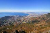 Tafelberg in Kapstadt — Stockfoto