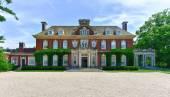 Old Westbury Gardens Mansion - Long Island — Stock Photo