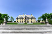 Oheka Castle Grounds — Stock Photo