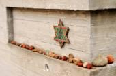 Grosse Hamburger Strasse Jewish Cemetery — Stock Photo