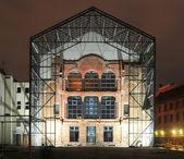 New Synagogue Rear - Berlin, Germany — Стоковое фото