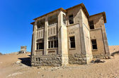 Ghost town Kolmanskop, Namibia — Stock Photo