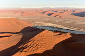 Namib Sand Sea - Namibia — Stock Photo