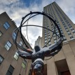 Постер, плакат: Atlas Statue Rockefeller Center