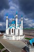 Kul-Sharif mosque in Kazan Kremlin — Stock Photo