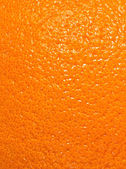 オレンジの皮のテクスチャ — ストック写真