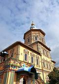 Petrovskii catedral de kazán — Foto de Stock