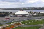 Kazan Circus — Stock Photo