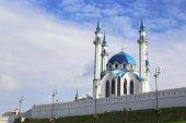 Kul-Sharif mosque in Kazan Kremlin — Zdjęcie stockowe