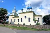Trinity Church in the Mir — ストック写真