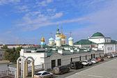Nikolsky Cathedral in Kazan — Stock Photo