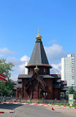 église du souvenir de tous les saints à minsk — Photo