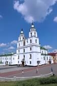 Cathédrale du Saint-Esprit à Minsk — Photo