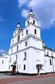 Holy Spirit Cathedral in Minsk — Stock Photo