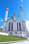 Mezquita Kul sharif en kazan kremlin — Foto de Stock