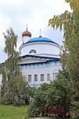 Raifsky Bogoroditskiy male Monastery in Tatarstan — Foto de Stock