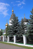 Church of the Holy Sepulchre Mary Magdalene in Minsk — Stock Photo