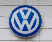 Logo VW — Stock Photo