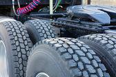 Wheel truck — Stock Photo