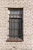 Fenêtre barrée — Photo