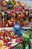 Wooden spoon — Stock Photo