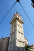 Igreja ortodoxa na cidade de zakynthos — Fotografia Stock