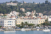 Town Zakynthos in Greece — Stock Photo