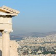 Постер, плакат: Temple of Athena Nike in Greece close up