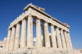 Parthenon temple in Athens — Stock Photo