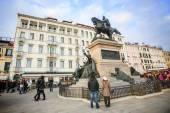 Monument of Victor Emmanuel II — Stock Photo