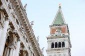 San Marco campanile and Marciana — Stock Photo