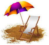 Summer vacation set — Stock Vector
