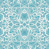 Creative pastel tribal pattern — Stockvektor