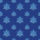 Akwarela wzór ze śniegiem — Zdjęcie stockowe