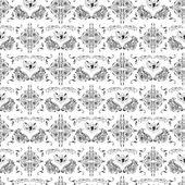 Luxury damask pattern — Stock Vector
