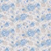 Vintage flower pattern — Stock Photo