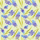 Provence Floral Motif Texture — Stock Photo