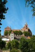 The Stephans Cathedral in Breisach — Stockfoto