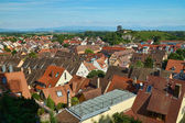 View over the rooftops of Breisach — Zdjęcie stockowe