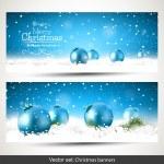 Christmas banners — Stock Vector #55149371