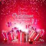 Luxury Christmas background — Stock Vector #55149419