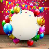 Celebration background — Stock Vector