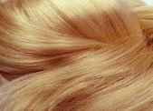 突出显示的头发纹理背景 — 图库照片