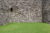 Medieval Wall — Stock Photo